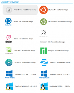 slimbook pro x 15 os linux