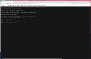 linux chromebooks