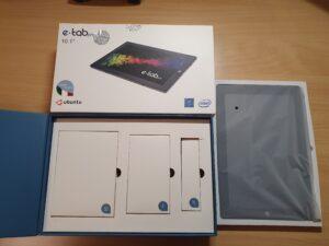 etabpro microtech unboxing