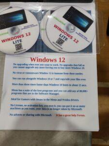 windows 12 linux
