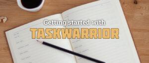 fedora taskwarrior