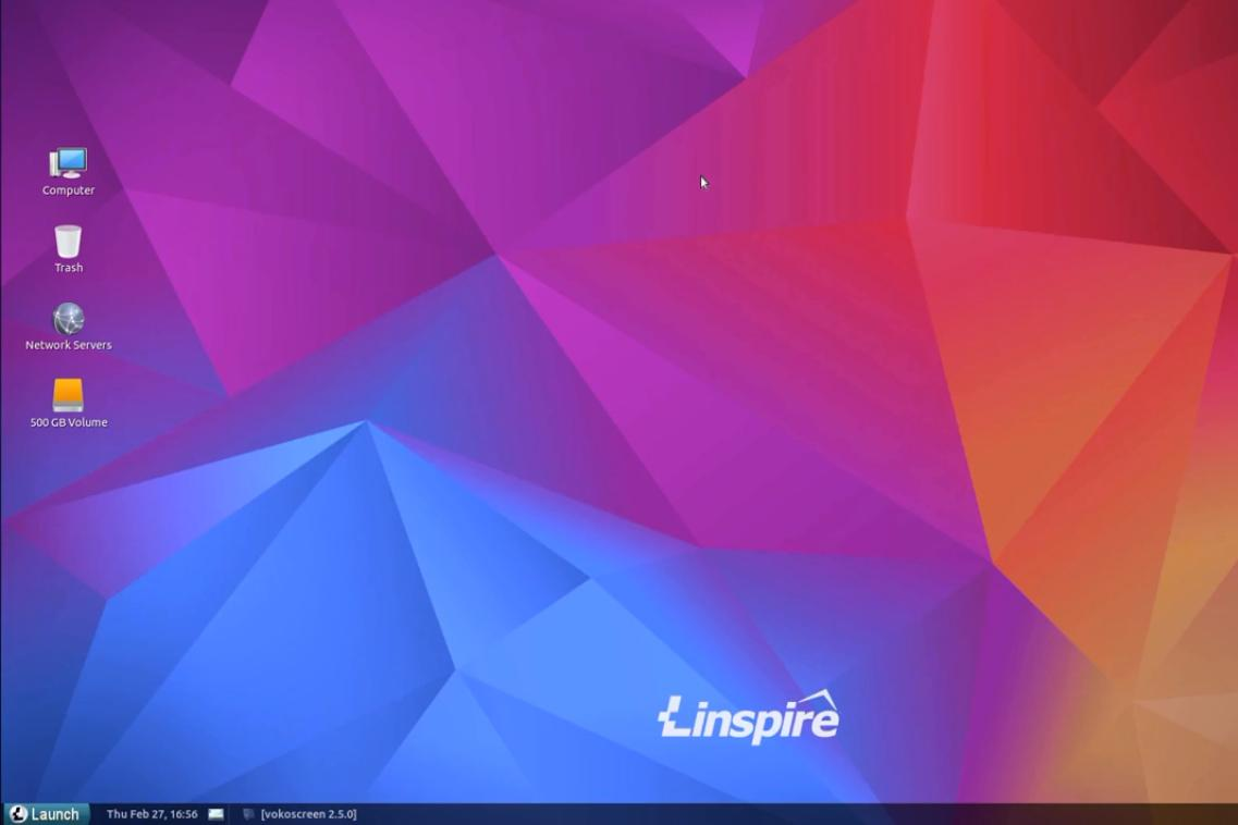 linspire 8.7 windows