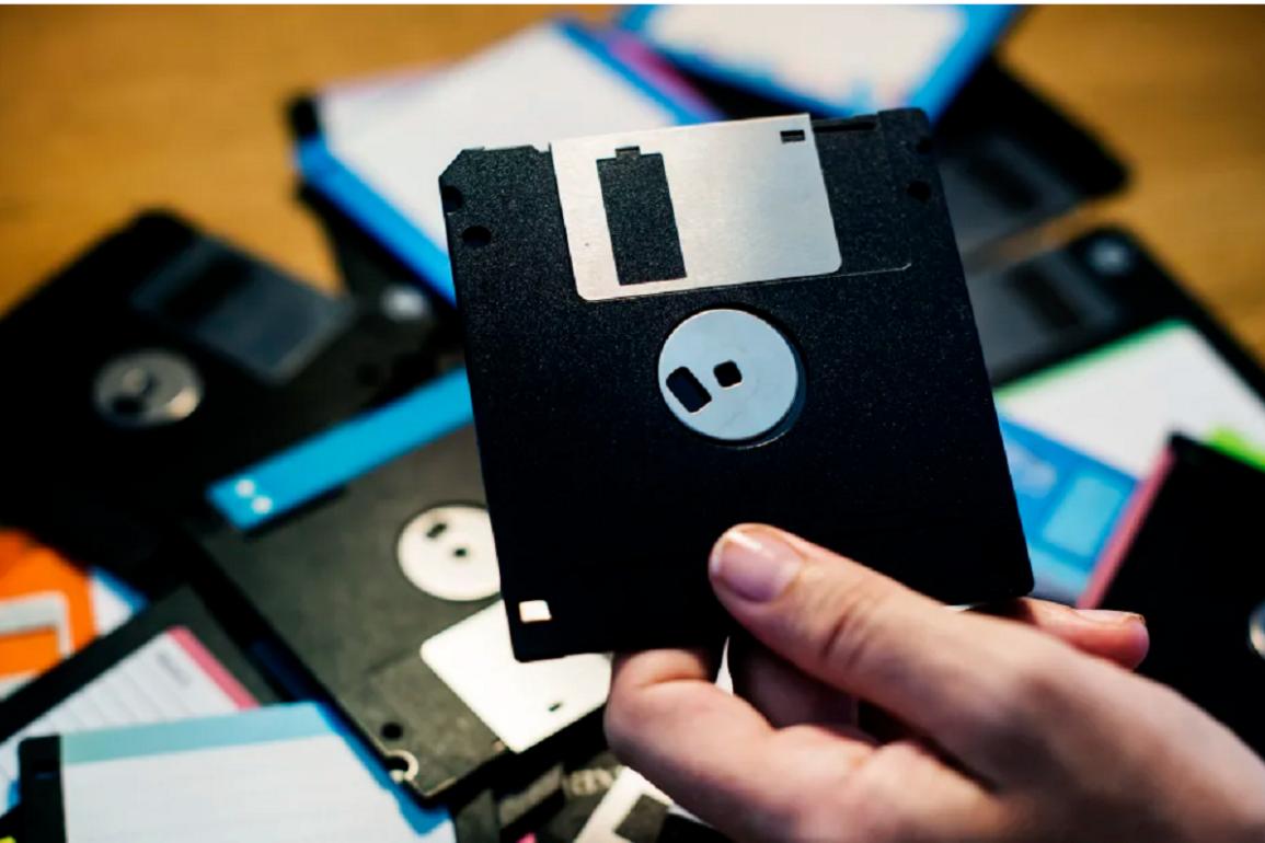 linux 5.7 floppy disk