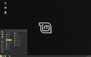 linux mint debian edition desktop