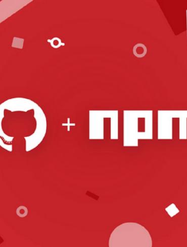 microsoft npm github javascript