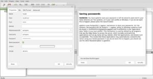 psotgresql pgadmin server ubuntu