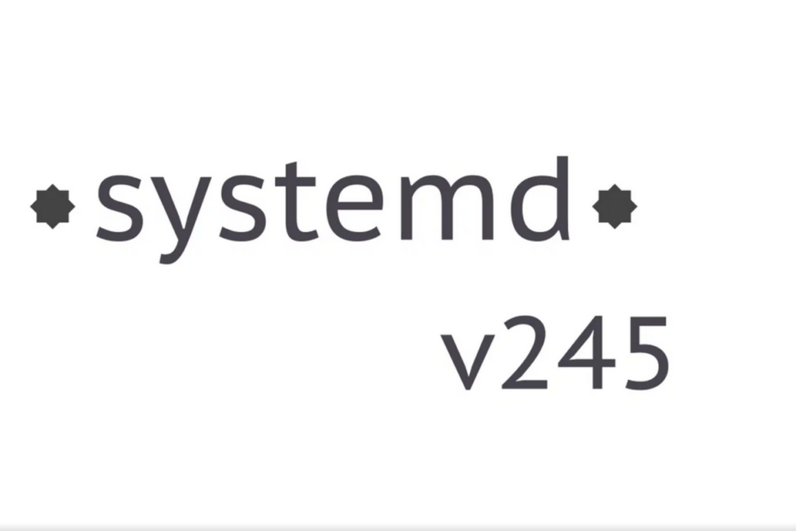 systemd 245 linux
