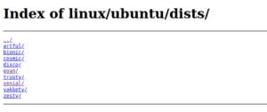 docher ubuntu 20.04