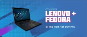 fedora 32 lenovo laptop thinkpad