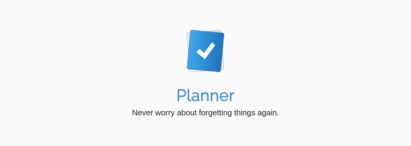 planner open source