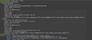 scheda video hardware linux