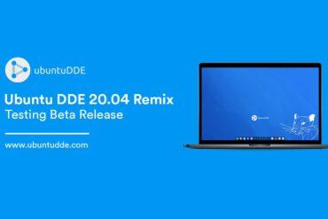 ubuntudde remix deepin ubuntu