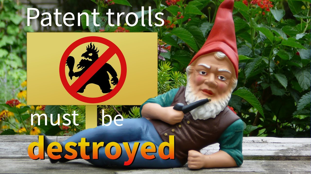 gnome-foundation troll shotwell rothschild