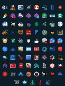 kali logos
