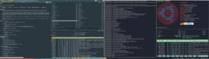 desktop environment gnu/linux gnome kde cinnamon