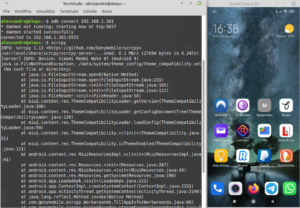 scrcpy android open source