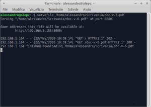 servefile CLI http server