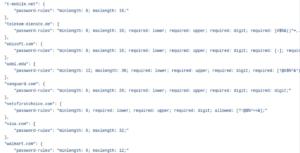 apple open source password manager developer iCloud