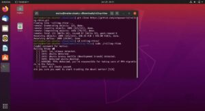rolling rhino ubuntu