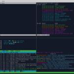 tmux terminal multiplexer