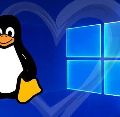 wsl 2 windows linux