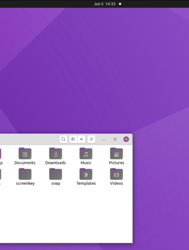 yaru colors purple desktop