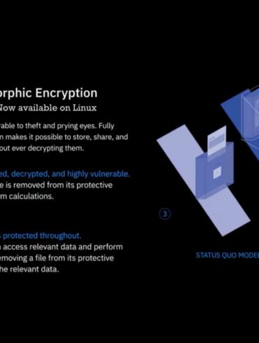 ibm fully homomorphic encryption