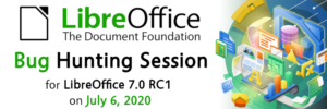 libre-office 6.4.5 libreoffice 7.0
