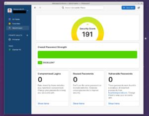 1password gnu/linux