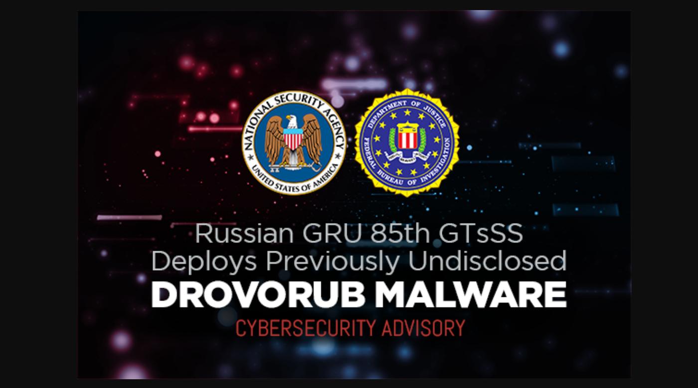 Drovorub, il nuovo malware per Linux made in Russia
