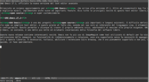 emacs 27.1 open source
