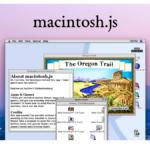 macintosh.js app macos 8 linux