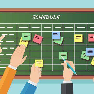 scheduling scheduler