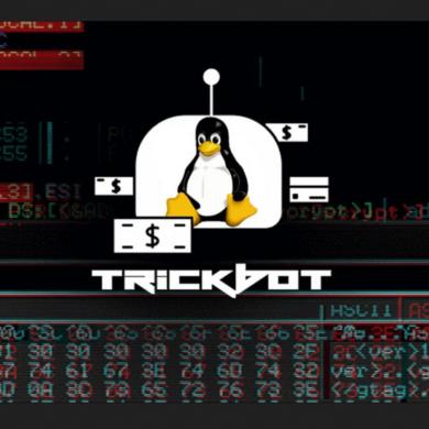 trickbot malware GNU/Linux