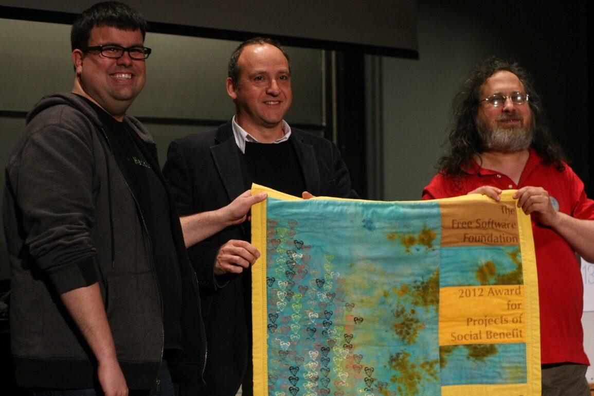 fsf free software foundation awards