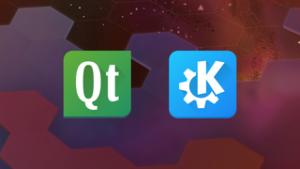 qt kde frameworks 5.74