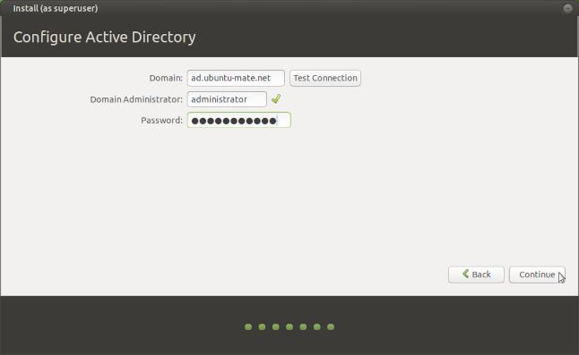 active directory ubuntu mate 20.10