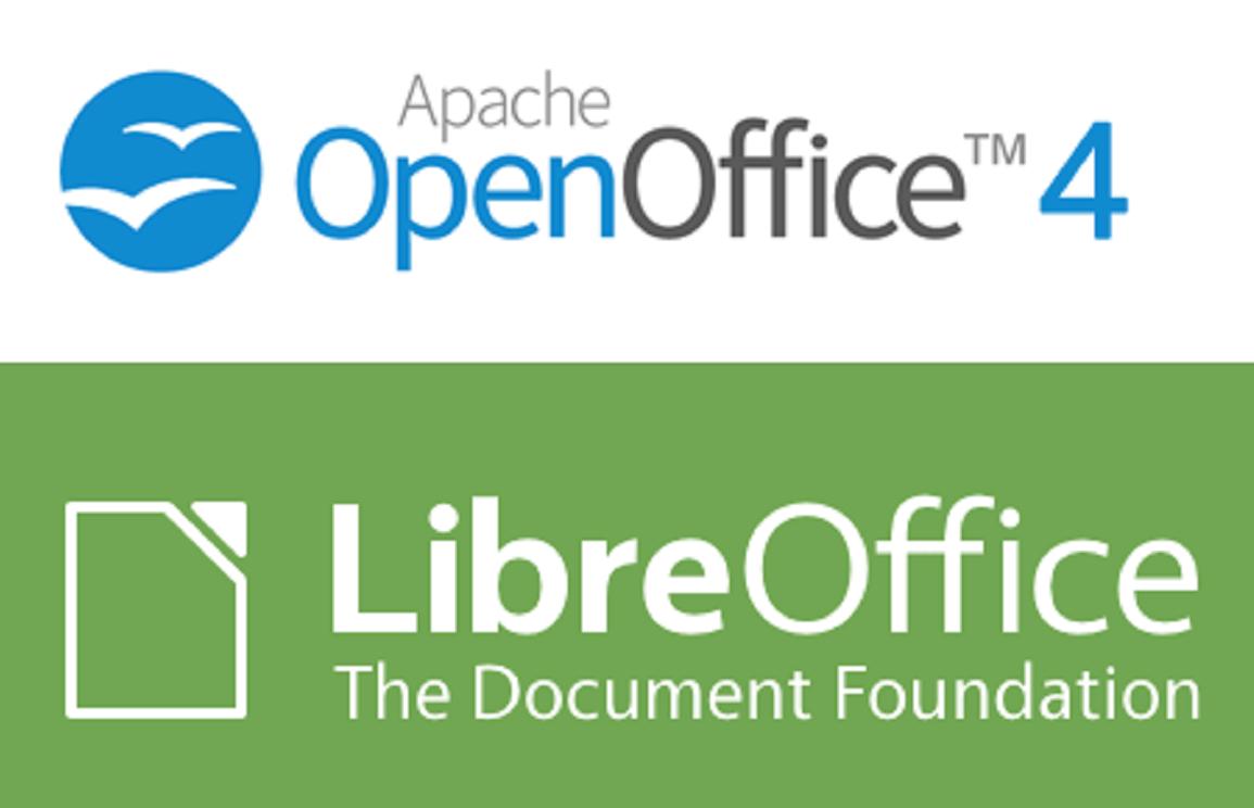Apache OpenOffice Libreoffice