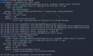 rdiffweb rdiff-backup ssh