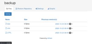 rdiffweb rdiff-backup open source