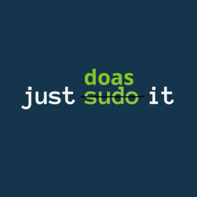 doas sudo alternative