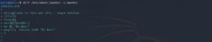 bashrc user home config gnu/linux