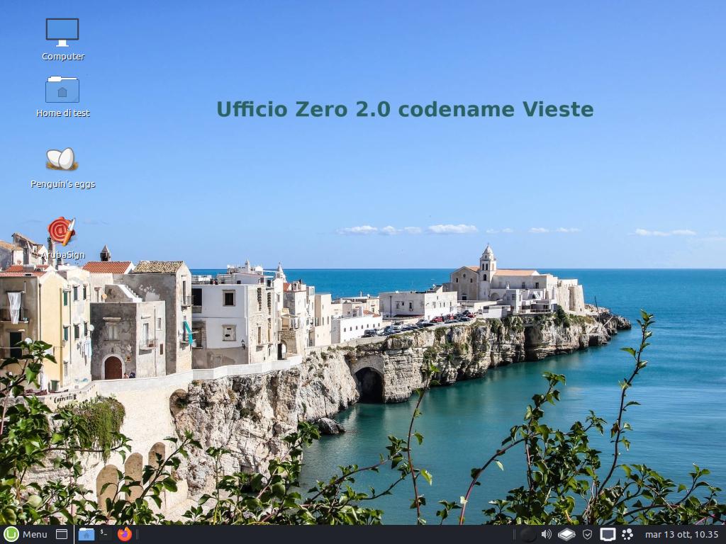 ufficio zero 2.0.2 vieste