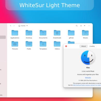 white sur theme