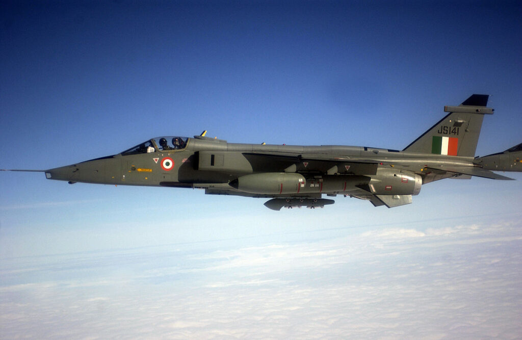 flightgear SEPECAT Jaguar GR.1