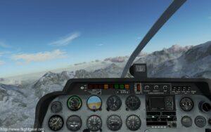 flightgear open source simulator