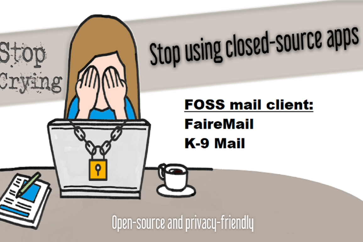 android foss mail client