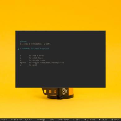 regolith desktop