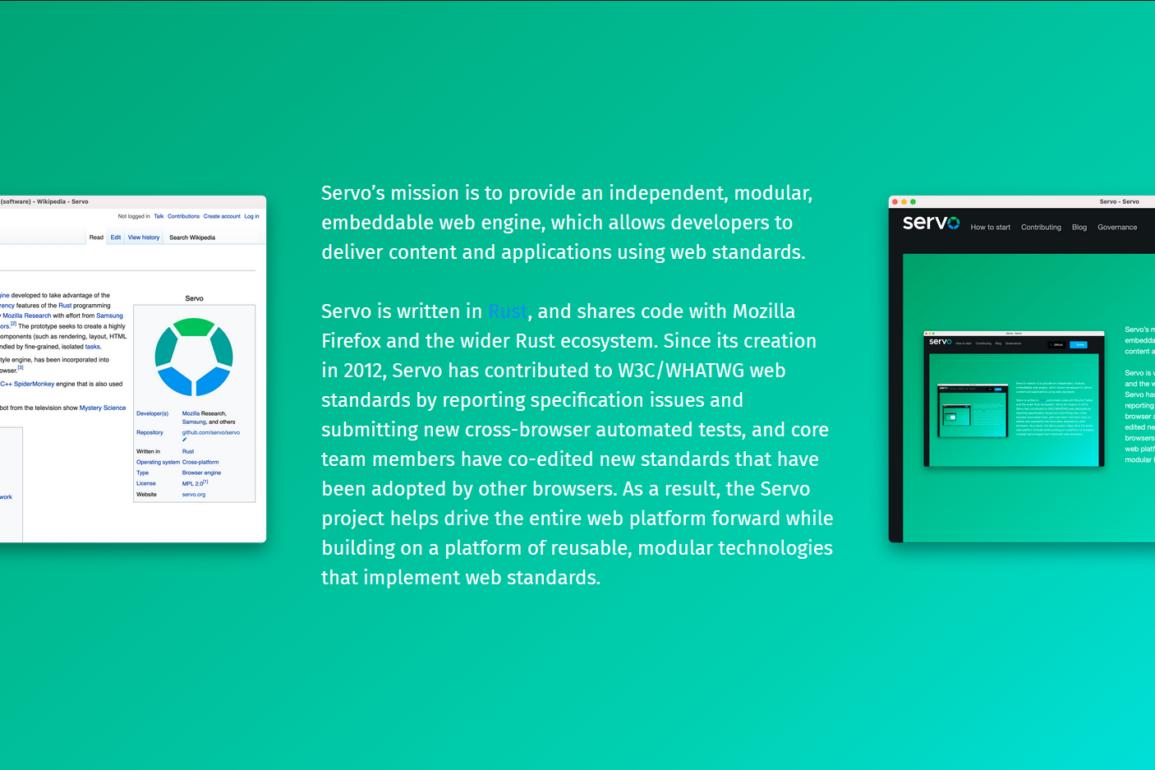 servo web engine